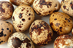 Маски из перепелиных яиц
