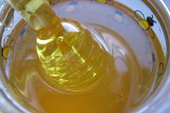 Мед против гипертонии, головной боли и бессонницы